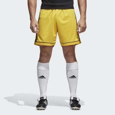 Men Football Gold Squadra 17 Shorts