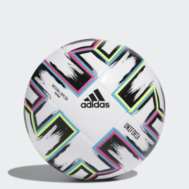 Men Football White Uniforia Training Ball
