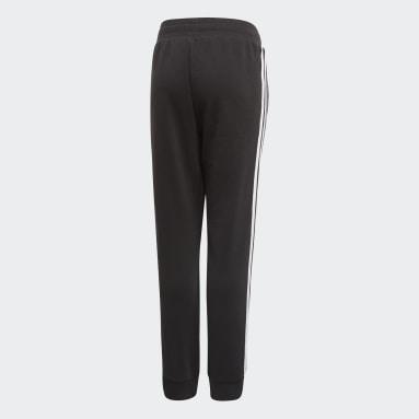 Pants 3 Franjas (UNISEX) Negro Niño Originals