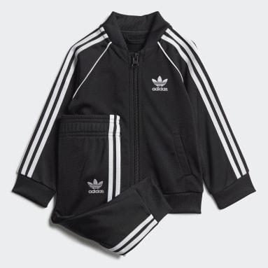 Infant & Toddler Originals Black SST Track Suit