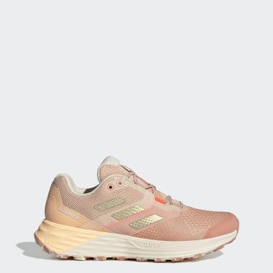 Women TERREX Pink Terrex Two Flow Trail Running Shoes