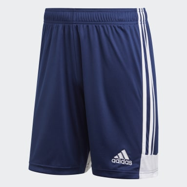 Men Soccer Blue Tastigo 19 Shorts