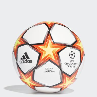 белый Футбольный мяч Лига чемпионов УЕФА Pyrostorm
