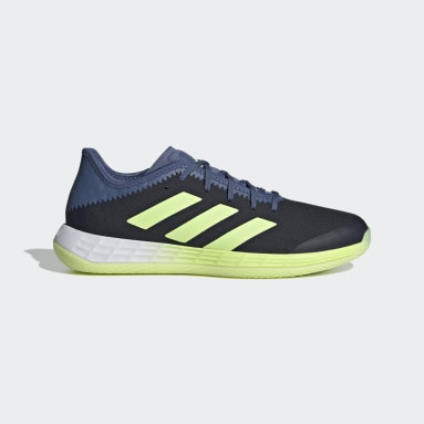 Netball Blue Adizero Fast Court Shoes