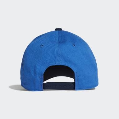 Graphic Caps Blå