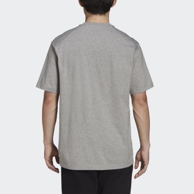 Y-3 CL Logo T-skjorte Grå