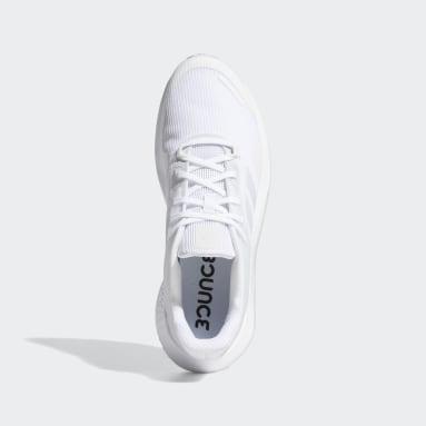 Men Running White Alphatorsion Shoes