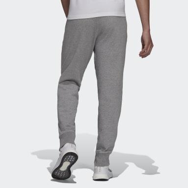 Men Sportswear Grey adidas Sportswear Comfy & Chill Pants