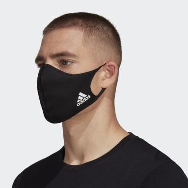 Sportswear čierna Rúško Badge of Sport (nie na lekárske použitie)