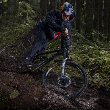 Five Ten Svart Five Ten Trailcross GORE-TEX Mountain Bike Shoes