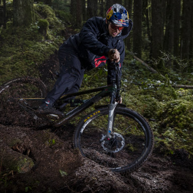 Scarpe da mountain bike Five Ten Trailcross GORE-TEX Nero Five Ten