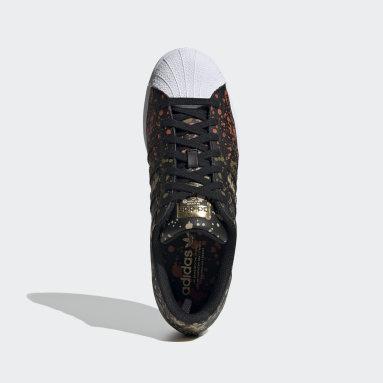Zapatillas Superstar Negro Hombre Originals