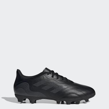 Men Football Black Copa Sense.4 Flexible Ground Boots