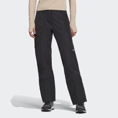 Women TERREX Black Terrex Techrock Gore-Tex Pro Pants