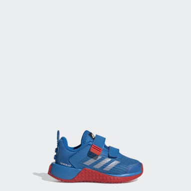 Barn Löpning Blå adidas x Classic LEGO® Sport Shoes