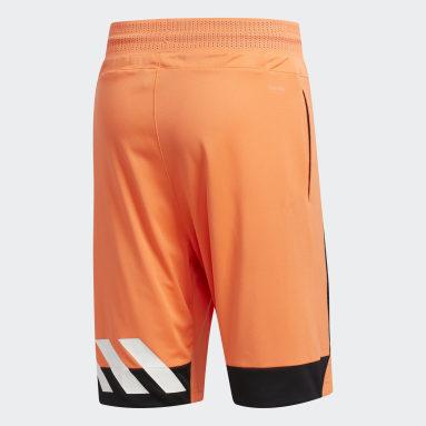 Shorts Creator 365 Naranja Hombre Basketball