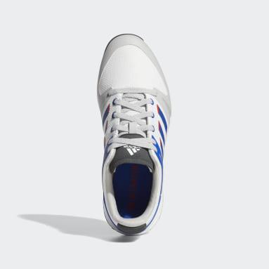 Chaussure de golf EQT Spikeless Wide Blanc Golf