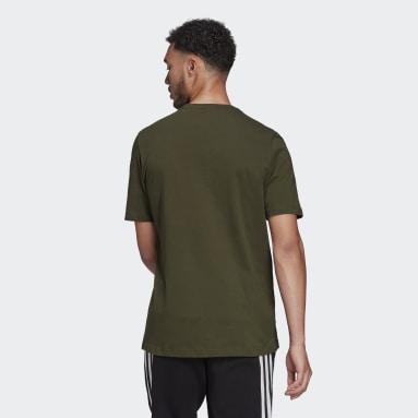 T-shirt Berlin Logo Carrier Nero Uomo Sportswear