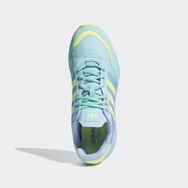 Originals Green ZX 1K Boost Shoes