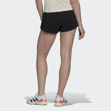 Pantalón corto Tennis Match Negro Mujer Tenis