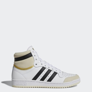 Chaussure Top Ten Blanc Originals