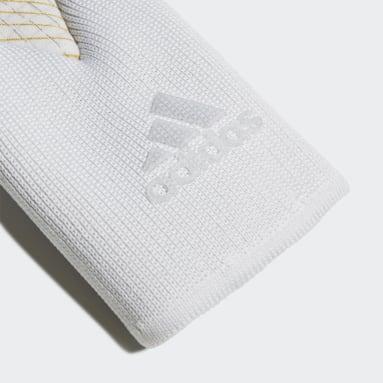 Football White X 20 Pro Gloves
