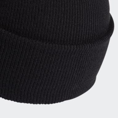 Originals Black Adicolor Cuff Beanie
