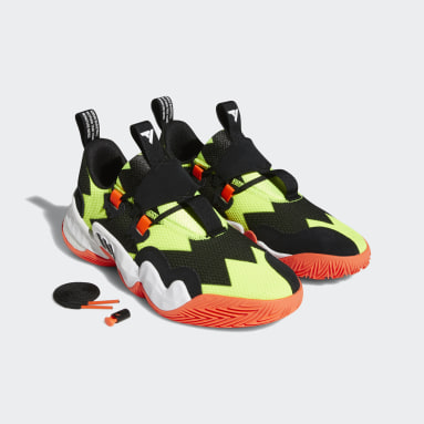 Basketball Black Trae Young 1 Shoes