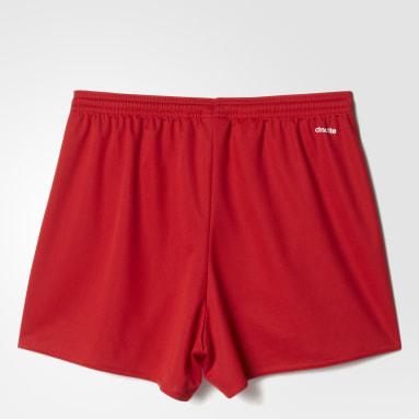 Pantalón corto Parma 16 Rojo Mujer Fútbol