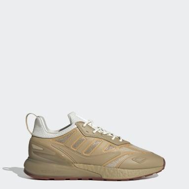 Originals Beige ZX 2K Boost 2.0 Shoes