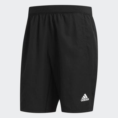 Men Yoga Black 4KRFT Sport Woven Shorts