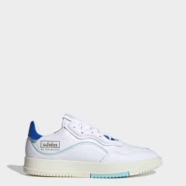 Frauen Originals SC Premiere Schuh Weiß