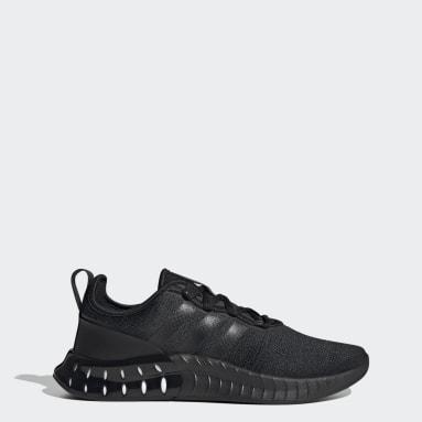 Women's sport_inspired Black Kaptir Super Shoes