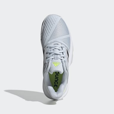 Kvinder Tennis Hvid CourtJam Bounce Clay sko