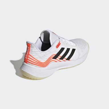 Chaussure de volley-ball Novaflight Tokyo Blanc Fitness Et Training