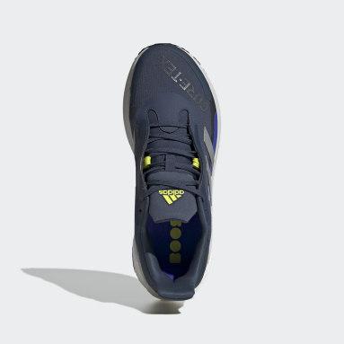 Chaussure SolarGlide 4 GORE-TEX Bleu Running