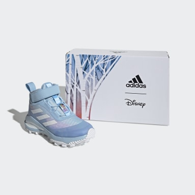 Kids Running Blue Disney Frozen FortaRun BOA Shoes