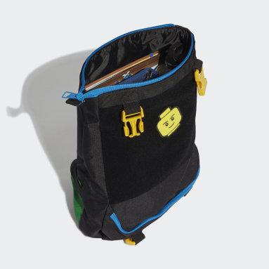 Kids Gym & Training Black adidas x LEGO® Baumhaus Convertible Bag