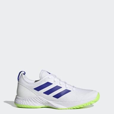 Men Tennis White Male Multi-court Tennis Shoes
