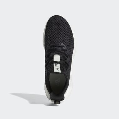 Erkek Koşu Siyah Alphaboost Parley Ayakkabı