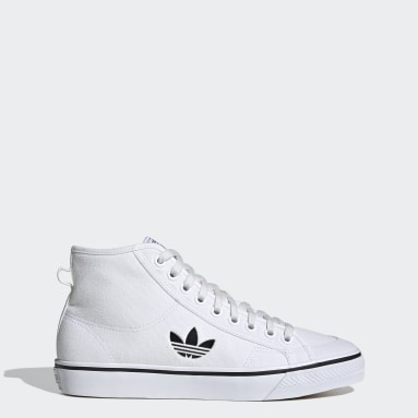 Chaussure Nizza Hi blanc Originals