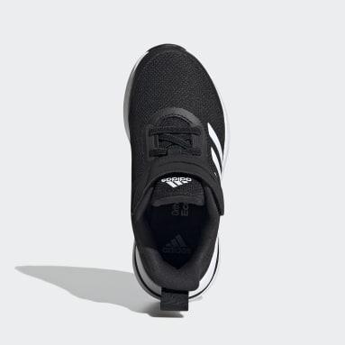 Chaussure de running FortaRun 2020 Noir Enfants Running