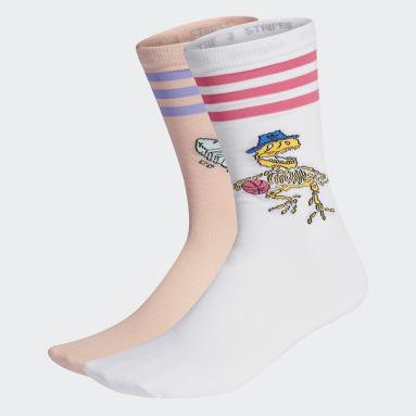 разноцветный Две пары носков Fun Graphic