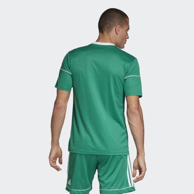 Camiseta Squadra 17 Verde Hombre Fútbol