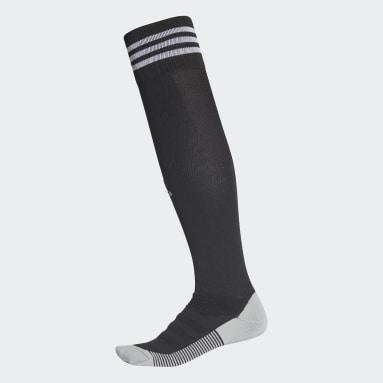 Calcetines a la rodilla AdiSocks (UNISEX) Negro Fútbol