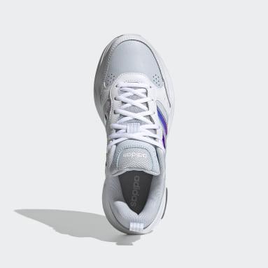 Women Sport Inspired Blue Strutter Shoes