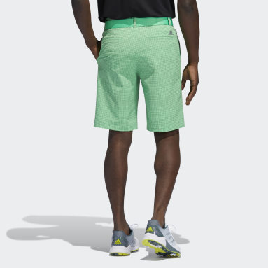 Men Golf Green Ultimate365 Recycled Content Shorts