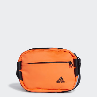 Bolsa Cruzada Pequeña Naranja Mujer Training