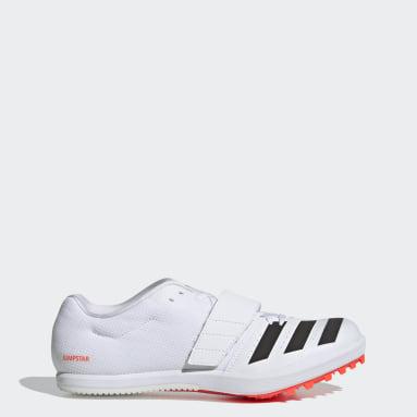 Chaussure d'athlétisme Jumpstar Tokyo Blanc Hommes Athlétisme
