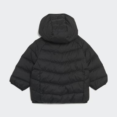 Kids Originals Black Adicolor Down Jacket